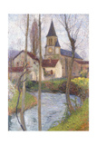 The Church Giclee Print by Henri Martin