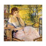 Reverie, C.1916-17 Giclee Print by Richard Edward Miller