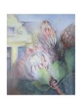 Protea at Stellenbosch, 1992 Giclee Print by Karen Armitage