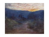 Evening Giclee Print by Mortimer Ludington Menpes