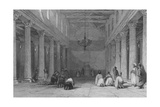 Chapel at Bethlehem Giclee Print by Thomas Allom
