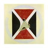 Proun 43, 1924 Giclee Print by Eliezer Markowich Lissitzky