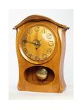 A Mantel Clock, 1899 Giclee Print by Joseph Maria Olbrich