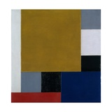 Composition 22, 1922 Giclee Print by Theo Van Doesburg