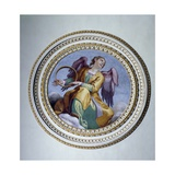 Allegory of Immortality Giclee Print by Domenico Cresti