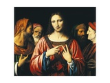 Christ Among the Doctors, 1515-30 Giclee Print by Bernardino Luini
