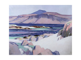 Ben More in Mull, C.1932 Giclee Print by Francis Campbell Boileau Cadell