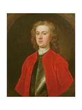 Robert Fairfax Giclée-Druck von John Vanderbank