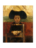 Altar Boy Praying, C.1865-1875 Giclee Print by Antonio Mancini
