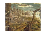 Agony in Garden Giclee Print by Andrea Mantegna
