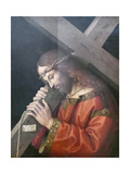Jesus Carrying the Cross Giclee Print