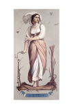 The Four Seasons - Summer, 1873-74 Giclee Print by Joseph Felon