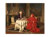 A Distinguished Guest, 1880s Impression giclée par Andrea Landini