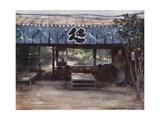 The Tea-House of the Slender Tree Giclee Print by Mortimer Ludington Menpes