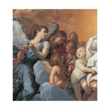 The Assumption of the Virgin Mary, 1616 - 1617 Giclée-Druck von Guido Reni