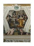 Stories of Salomon Giclee Print by Pietro da Cortona