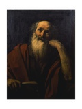 St Peter, 1626-1627 Giclee Print by Guido Reni