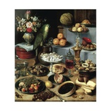 Still Life Giclee Print by Georg Flegel