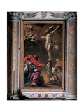 The Crucifixion, 1622 Giclee Print by Simon Vouet