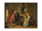 The Introduction, 1865 Giclee Print by Jean Carolus