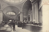 Consol Office, Bank of England, London Photographic Print