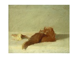 Meat, 1889 Giclee Print by Giuseppe Pellizza da Volpedo