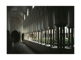 Cloister of Amalfi Cathedral Giclee Print