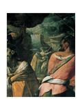 Tha Martyrdom of St Dionysus Giclee Print by Giovanni Battista Crespi