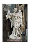 Angel with the Scroll, 1668 - 1669 Giclee Print by Gian Lorenzo Bernini
