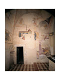 Frescoes in the Old Sacristy, 1537 - 1539 Giclee Print by Jacopo Bassano
