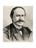 Nikolay Pavlovich Ignatyev Giclee Print by Arturo Carretero y Sánchez