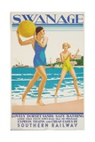 Swanage, 1938 Giclee Print by Kenneth Shoesmith