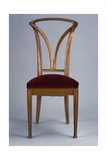 Art Nouveau Style Chair, 1900 Giclee Print by Louis Majorelle
