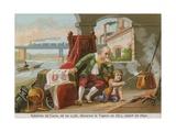 Salomon De Caus Giclee Print