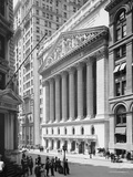 New York Stock Exchange, N.Y., C.1904 Photographic Print