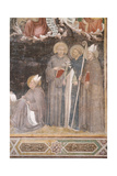 The Tree of the Cross Giclee Print by Taddeo Gaddi