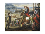 Capture of Breisach Giclee Print by Jusepe Leonardo