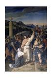 San Crescenzio, 1867 Giclee Print by Luigi Mussini