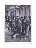 Assassination of Spencer Perceval Giclee Print by Henry Marriott Paget