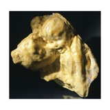 Motherhood, the Golden Age Giclee Print by Medardo Rosso