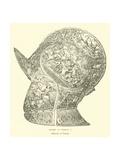 Helmet of Charles V Giclee Print