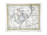 The Constellations Giclee Print by Alexander Jamieson