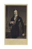 Portrait of Albert, the Prince Consort Giclee Print by William Charles Ross