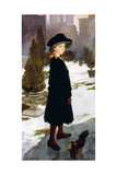 Portrait of Alice Davison Giclee Print by Cecilia Beaux