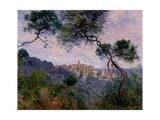 Bordighera, Italy, 1884 Giclee Print by Claude Monet