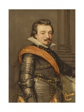 John Viii, Count of Nassau-Siegen Giclee Print by Jan Anthonisz van Ravesteyn
