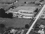 Waipu District High School, C.1940 Photographic Print