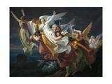 Calvary Angels, Circa 1853 Giclee Print by Carlo Arienti