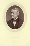 Portrait of Sir John Hawkshaw Photographic Print