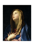 The Virgin Mary Giclee Print by Carlo Cignani